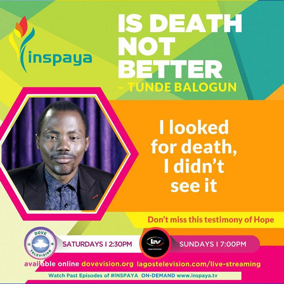 Is death not better